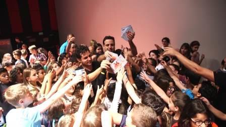 קייטנת הסטנד אפ המקוונת הראשונה בישראל יוצאת לדרך  עם כוכבי הרשת והטלוויזיה לילדים ולמשפחה - עופר ומאור