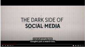 הצד האפל של המדיה החברתית. הסרט The Social Dilemma